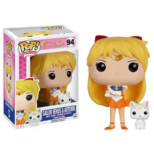 SAILOR MOON VENUS & ARTEMIS