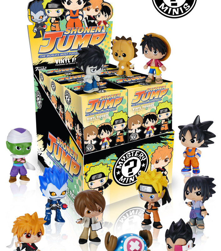 FUNKO MYSTERY MINIS ANIME DRAGON BALL Z FUNKO POP