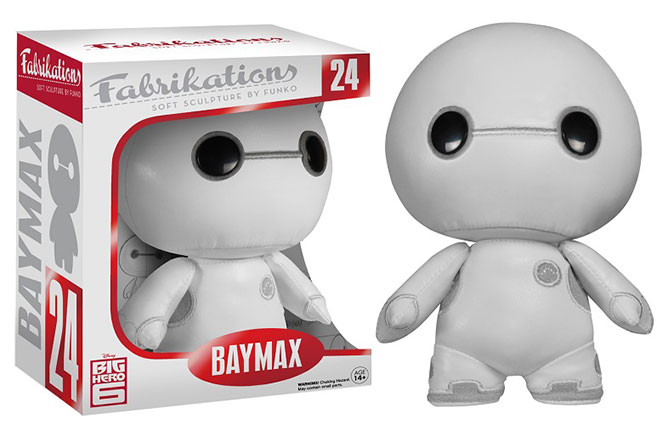 Fabrikations-Baymax 24 Big Hero 6