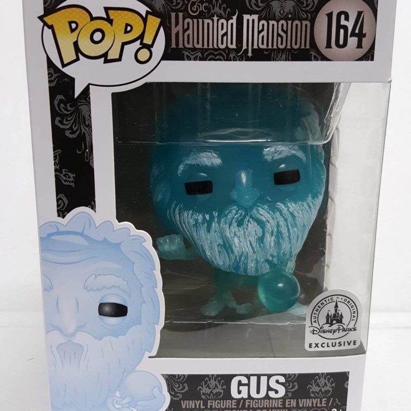 Disney Park Exclusive Haunted Mansion Gus
