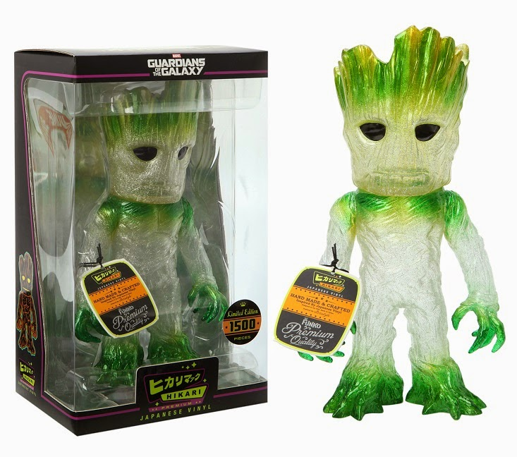 GROOT HIKARI FUNKO VINLY COLLECTIBLE FIGURE