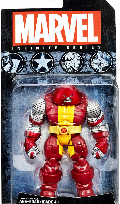 Marvel Infinite Series Colossus