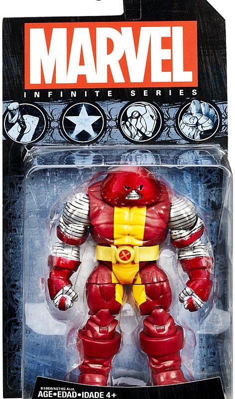 Marvel Infinite Series Colossus