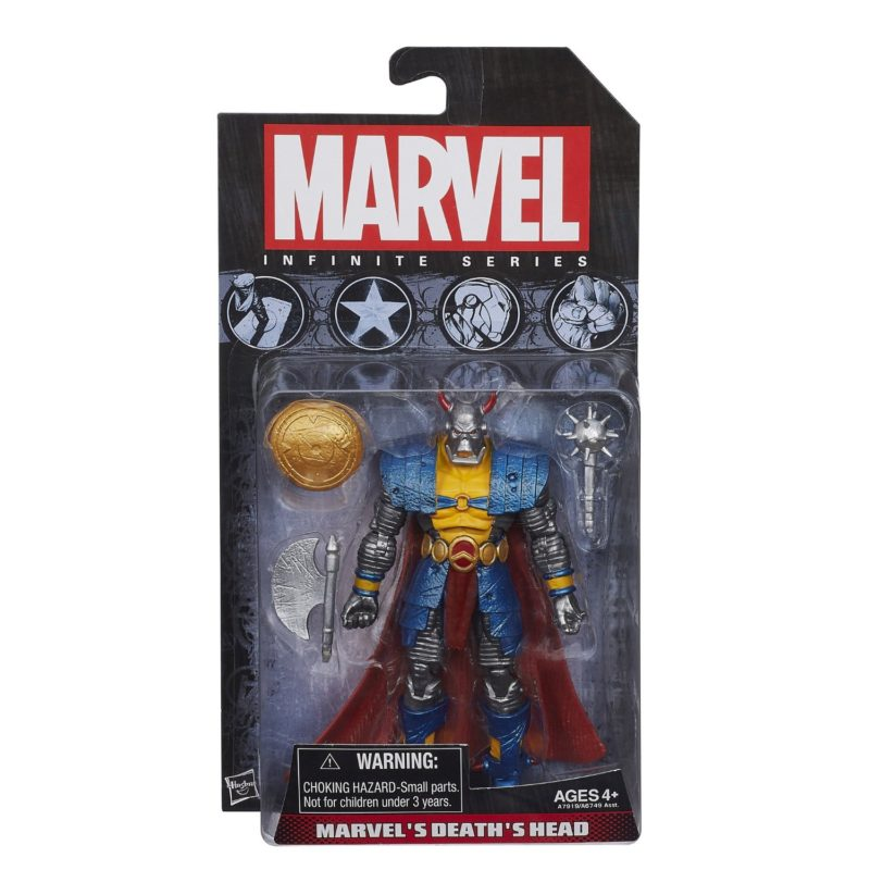 Marvel Infinite Series Death's Head