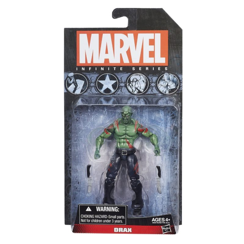 Marvel Infinite Series Drax