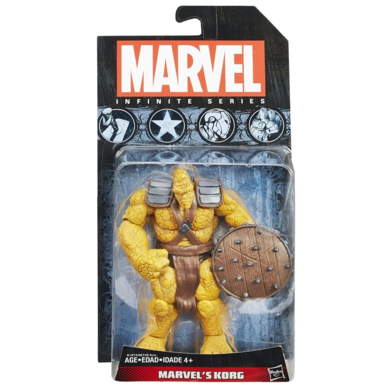 Marvel Infinite Series Korg