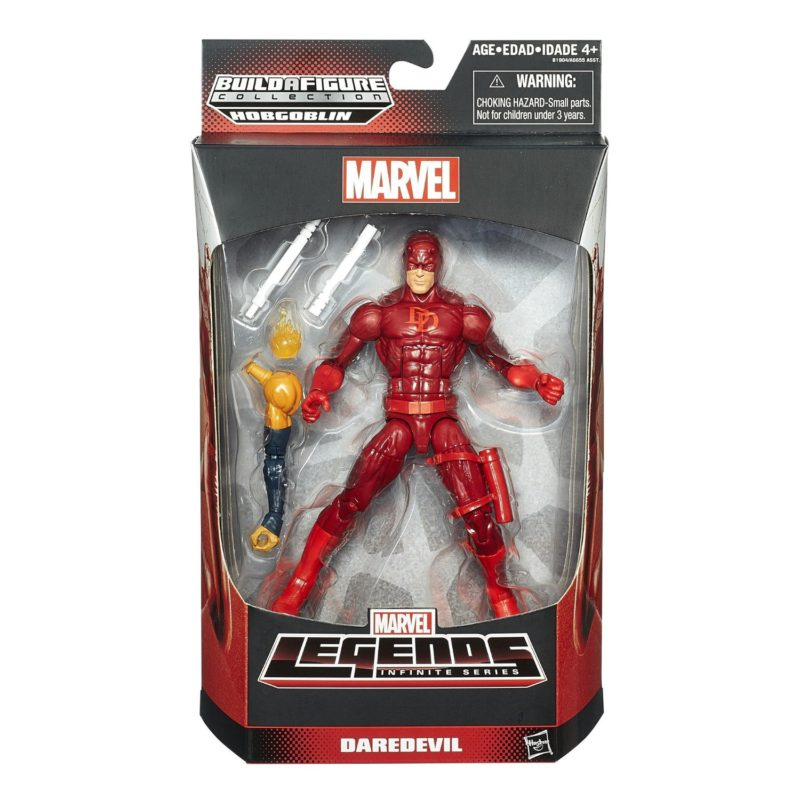 Marvel Legends Infinite Series Daredevil Baf Hobgoblin