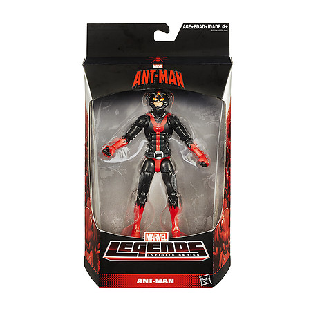 Marvel Legends Infinite Series Walgreens Exclusive Ant-Man