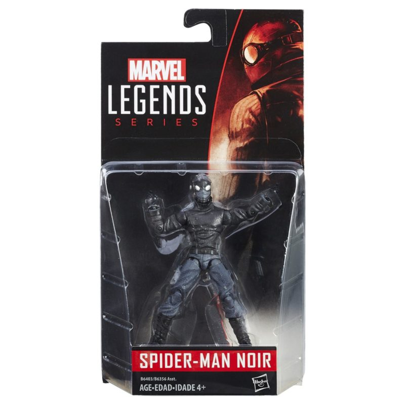 Marvel Legends Spiderman Noir