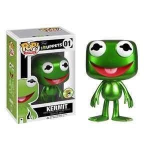 Muppets Metallic SDCC Kermit