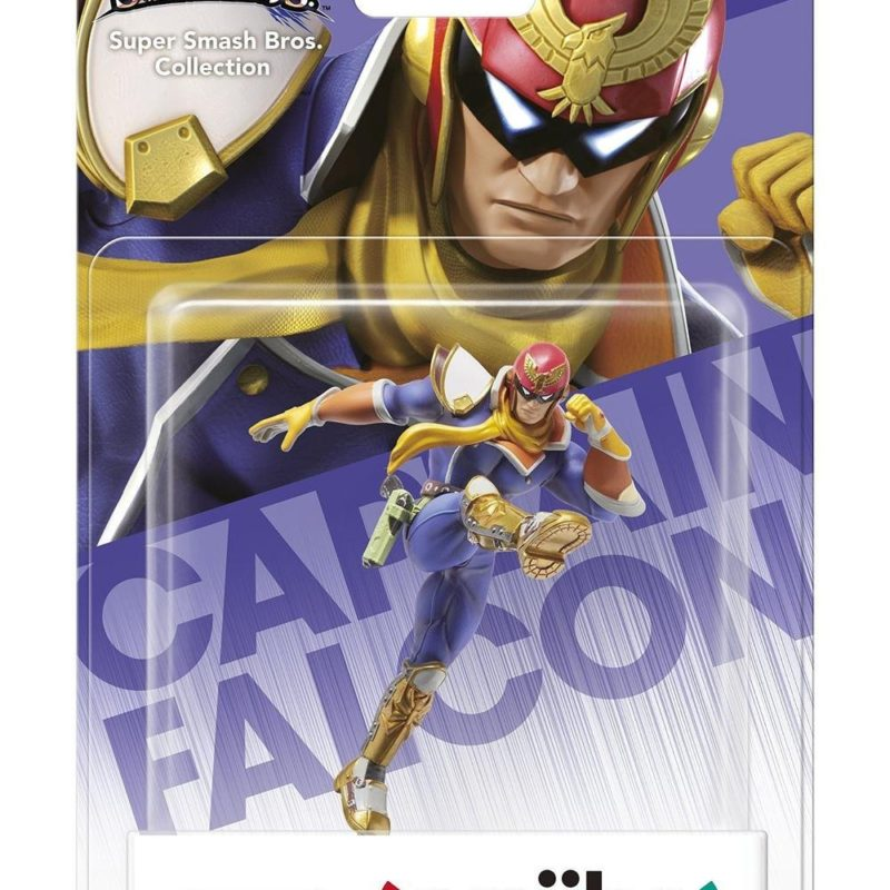 Nintendo Amiibo Captain Falcon