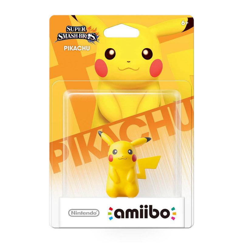 Nintendo Amiibo Pikachu