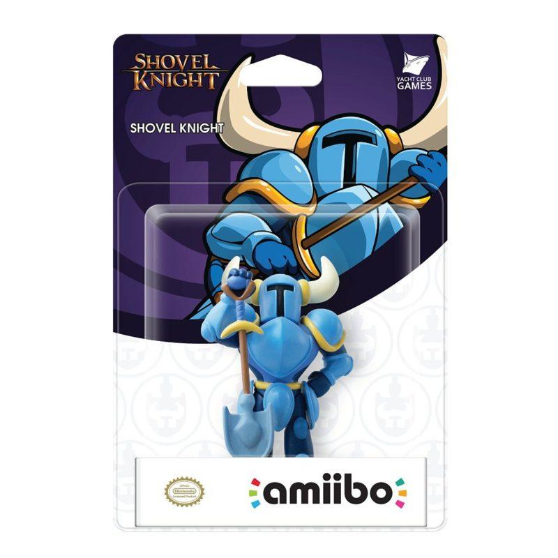 NIntendo Amiibo Shovel Knight