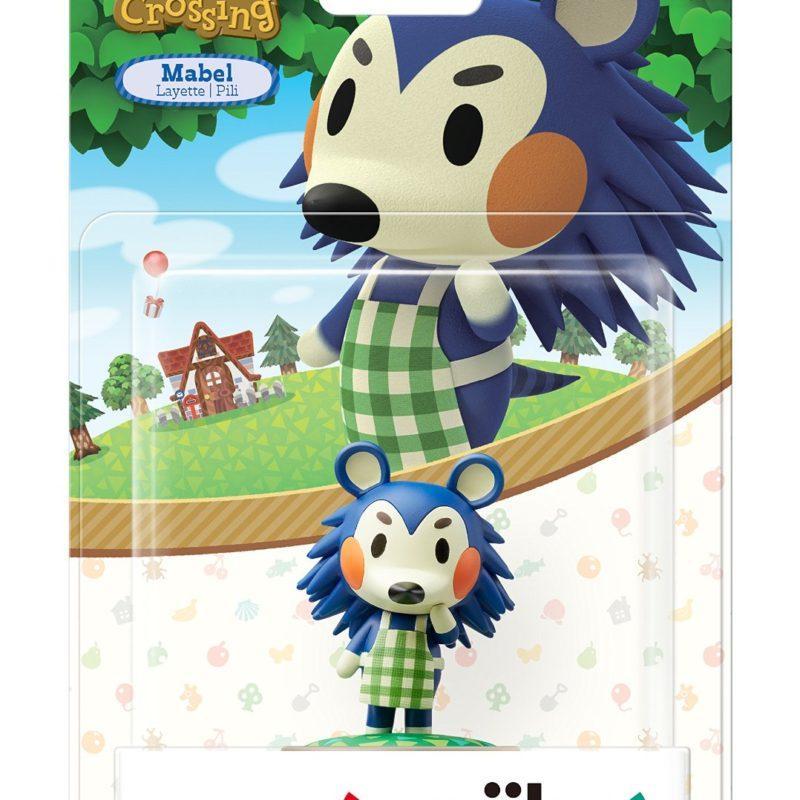 Nintendo Amiibo Animal Crossing Mabel