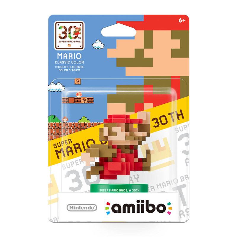 Nintendo Amiibo Classic Color Mario
