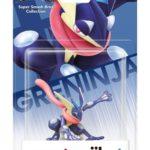 Nintendo Amiibo Greninja