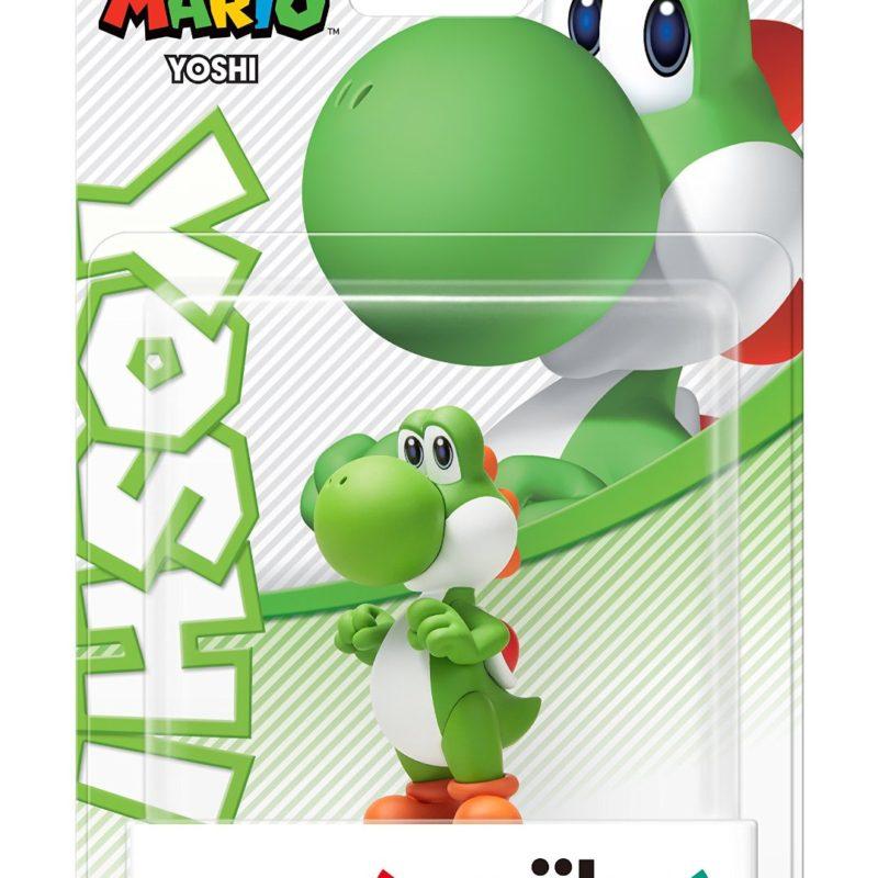 Nintendo Amiibo Super Mario Yoshi