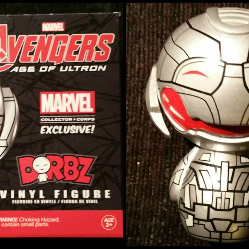 ULTRON MARVEL COLLECTOR CORPS DORBZ