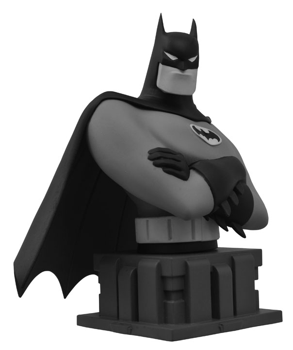 batman animated dc comics bust nycc sycc
