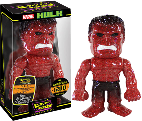 HULK RED HIKARI FUNKO VINLY COLLECTIBLE FIGURE