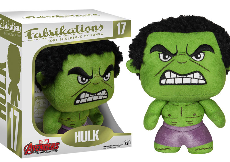 hulk fabrikation marvel comics funko 17 age of ultron