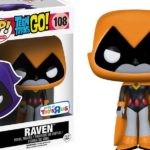 RAVEN ORANGE TOYS R US EXCLUSIVE #108