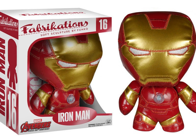 IRONMAN FABRIKATIONS 16 Marvel Age of Ultron