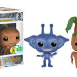 CORNISH PIXIE MANDRAKE GRINDYLOW 3 PACK HARRY POTTER MOVIES POP VINYL FUNKO