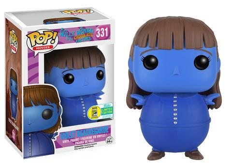 VIOLET BEAUREGARDE SDCC SAN DIEGO COMIC CON EXCLUSIVE 2016 WILLY WONKA FUNKO POP