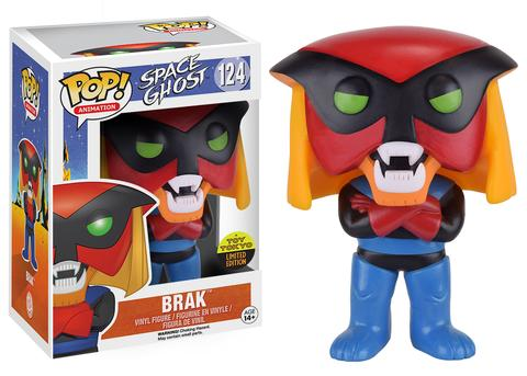 BRAK SPACE GHOST TOY TOKYO EXCLUSIVE POP ANIMATION FUNKO POP