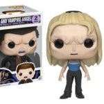 BUFFY THE VAMPIRE SLAYER VAMPIRE BUFFY VAMPIRE ANGEL TOY TOKYO CONVENTION EXLCUSIVE FUNKO POP