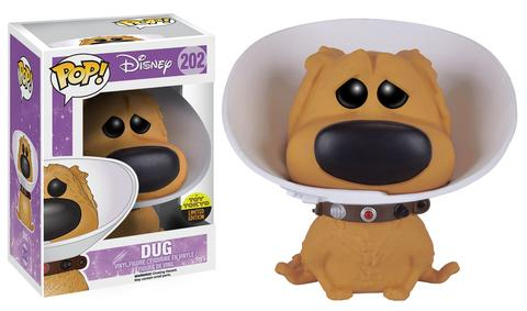 DUG CONE OF SHAME DISNEY UP FUNKO POP TOY TOKYO