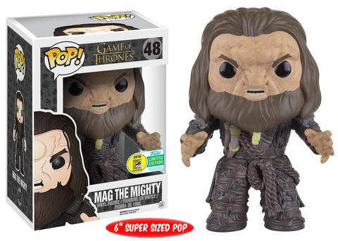 MAG THE MIGHTY SDCC 2016 EXCLUSIVE #48