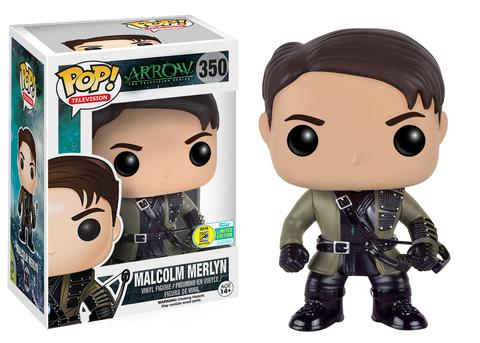 MALCOLM MERLYN ARROW THE ARROW SDCC 2016 EXCLUSIVE