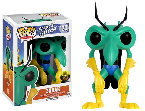 ZORAK FUNKO POP TOY TOKYO SPACE GHOST EXCLUSIVE