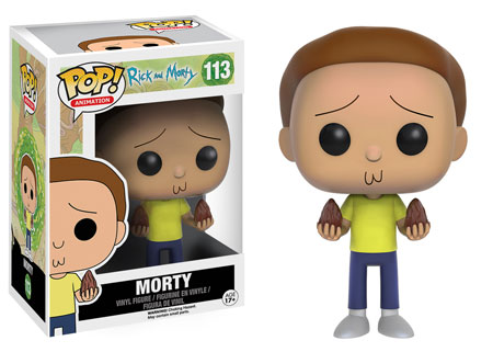 rick and morty ADULT SWIM cartoon funko pop vinyl figure