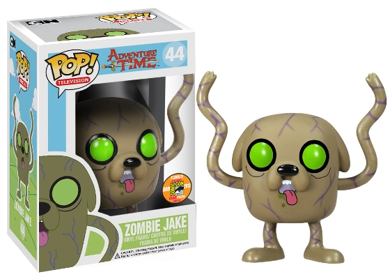 Zombie Jake San Diego Comic Con 2013 Exclusive #44