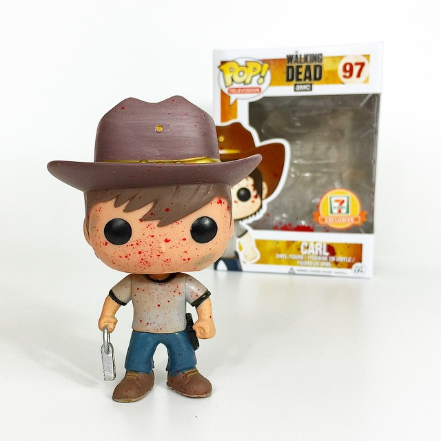 Carl (Bloody) 7-Eleven Exclusive