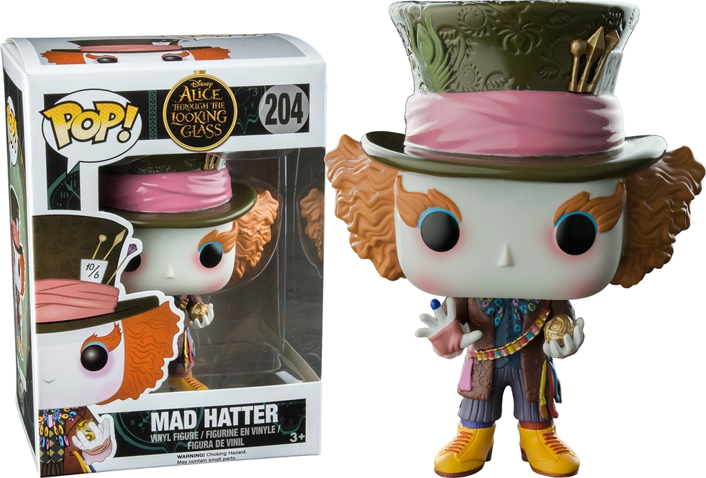MAD HATTER (CHRONOSPHERE) #204
