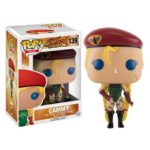 CAMMY FUNKO POP STREET FIGHTER GAMES GAMING 139