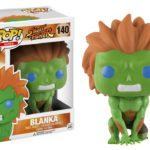 FUNKO POP STREET FIGHTER 140 BLANKA POP GAMING GAMES 140