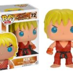 KEN FUNKO POP STREET FIGHTER FUNKO POP GAMING