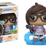 MEI FUNKO POP HOT TOPIC EXCLUSIVE 183 OVERWATCH