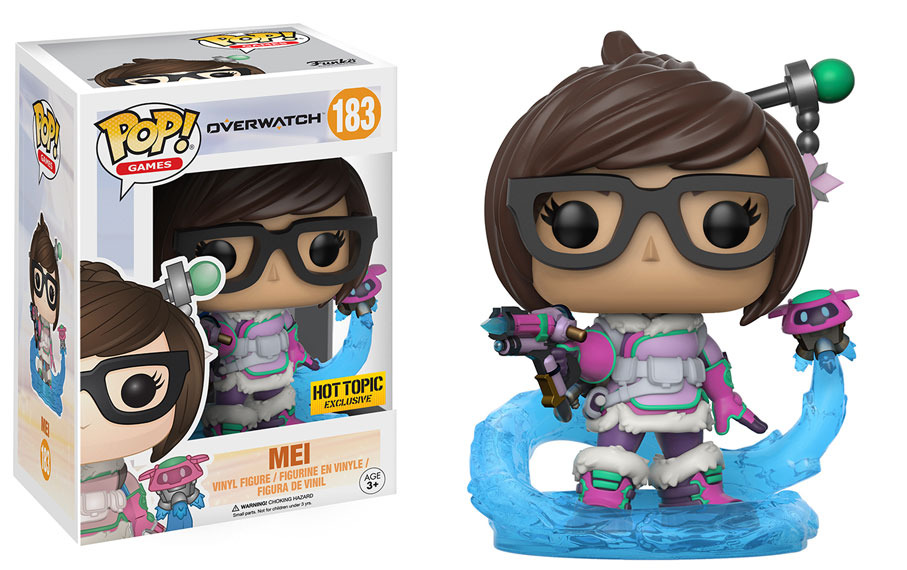 MEI HOT TOPIC EXCLUSIVE #183