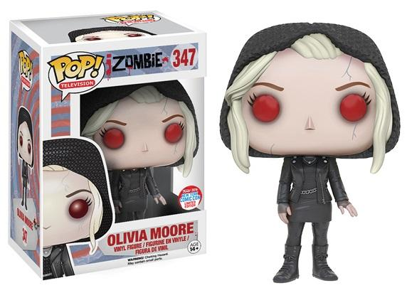 OLIVIA MOORE (HOODED) NYCC 2016 #347
