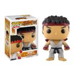 RYU FUNKO POP STREET FIGHTER POP GAMES GAMING 137