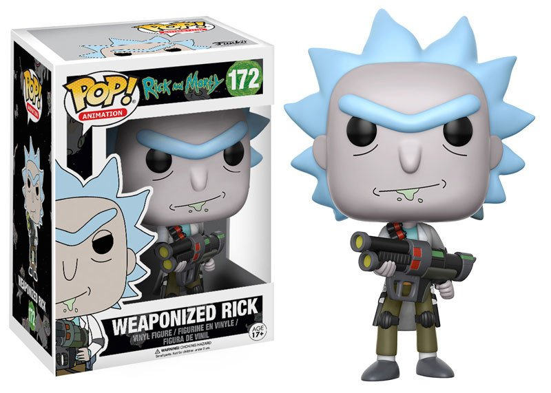 WEAPONIZED RICK #172